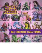 VTT Character Token Pack: MCC Character Class Token Pack