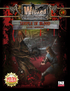 Free RPG Day 2007 - Wicked Fantasy Factory: Temple of Blood