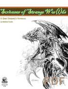 Scrivener of Strange Wor(l)ds