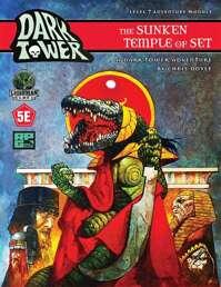 Dark Tower: The Sunken Temple of Set