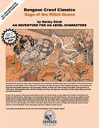 Dungeon Crawl Classics: Saga of the Witch Queen