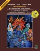 Dungeon Crawl Classics #51: Castle Whiterock