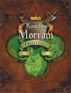Dungeon Crawl Classics: Morrain Gazetteer