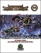 Dungeon Crawl Classics #53: Sellswords of Punjar