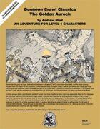 Dungeon Crawl Classics Flip Book