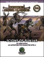 Dungeon Crawl Classics #56: Scions of Punjar