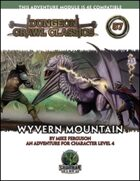 Dungeon Crawl Classics #57: Wyvern Mountain