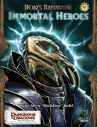 Hero's Handbook: Immortal Heroes