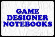 Game Designer Notebooks