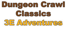 DCC 3E Adventures
