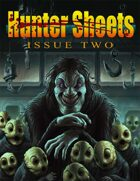Hunter Sheets Issue Two