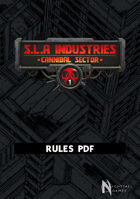 SLA Industries: Cannibal Sector 1 - A5 Rules PDF