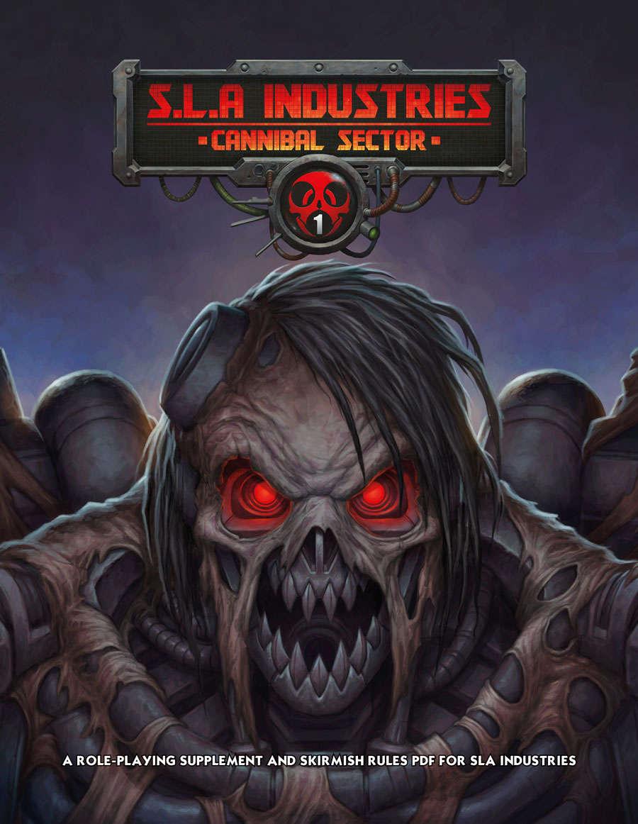 SLA Industries: Cannibal Sector 1 PDF