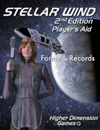 Stellar Wind Forms and Records 2nd Edition