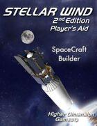 Stellar Wind Spacecraft Builder 2nd Edition