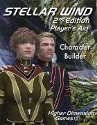 Stellar Wind Character Builder 2nd Edition