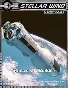 Stellar Wind Spacecraft Builder