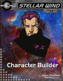 Stellar Wind Character Builder