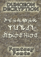 Dungeon Decryption