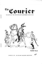 The Courier: Bulletin of the New England Wargamers Association V3 #3 1971