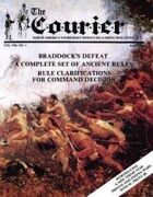 The Courier Vol.8 No.1