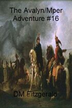 Avalyn/Mper Adventure 16