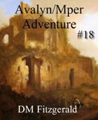 Avalyn/Mper Adventure # 18