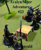 Avalyn/Mper Adventure #23
