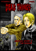 Dead Things Graphic Story 2