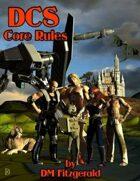DCS Core rules