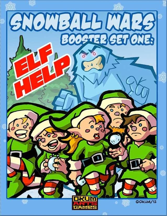Snowball Wars Booster Set One: Elf Help