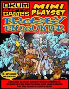 Mini Playset - Frosty Encounter