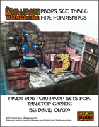 Darkfast Dungeons Props Set Three: Fine Furnishings