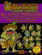Darkfast Classic Fantasy Set Eleven: Muddleflogs