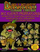 Darkfast Classic Fantasy Set Eleven: Muddleflogs
