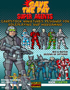 Save The Day: Super Agents