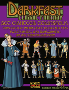 Darkfast Classic Fantasy Set Eighteen: Townsfolk