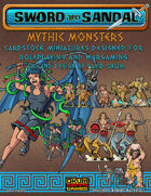 Sword and Sandal: Mythic Monsters Set One