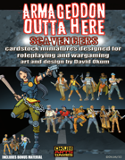Armageddon Outta Here Set Five: Scavengers