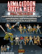 Armageddon Outta Here Set Five: Scavengers