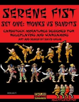 Serene Fist: Monks Vs Bandits
