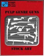 Pulp Genre Guns