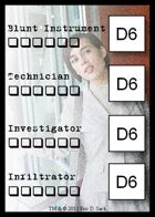 Deniable Asset Agent Cards
