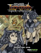 Kirk Lindo's Vampress Luxura: Sword of the Apocalypse Chapter 1