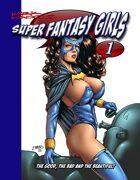 Kirk Lindo's Super Fantasy Girls #1