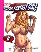 Kirk Lindo's Super Fantasy Girls #4