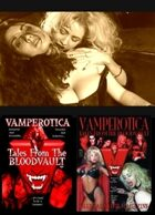 Vamperotica Bloodvault Movie and Magazine [BUNDLE]