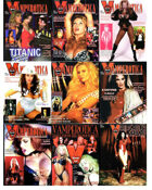 Vamperotica Magazine #5,6,7,8 [BUNDLE]