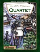 Bits of the Wilderness Quartet [BUNDLE]