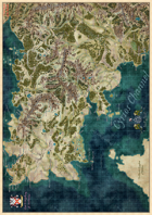 Map - Anderia